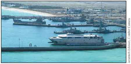 Kuwait Naval Base Mapping For Novalogic Games - Us bases in kuwait map